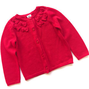 OLIVIA for GYMBOREE Girl's Bow Sweater